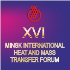 We invite You to attend the XVI Minsk International Heat and Mass Transfer Forum