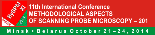 "11 International conference ""METHODOLOGICAL ASPECTS OF SCANNING PROBE MICROSCOPY"""